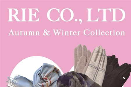 RIE CO.,LTD 2018 Autumn&Winter Collection