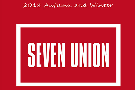 7UNION 2018 Autamn and Winter EXHIBITION