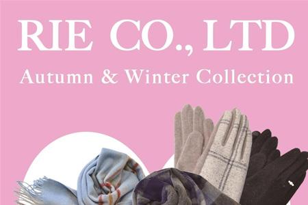 RIE CO.,LTD 2018 Autumn&Winter Collection